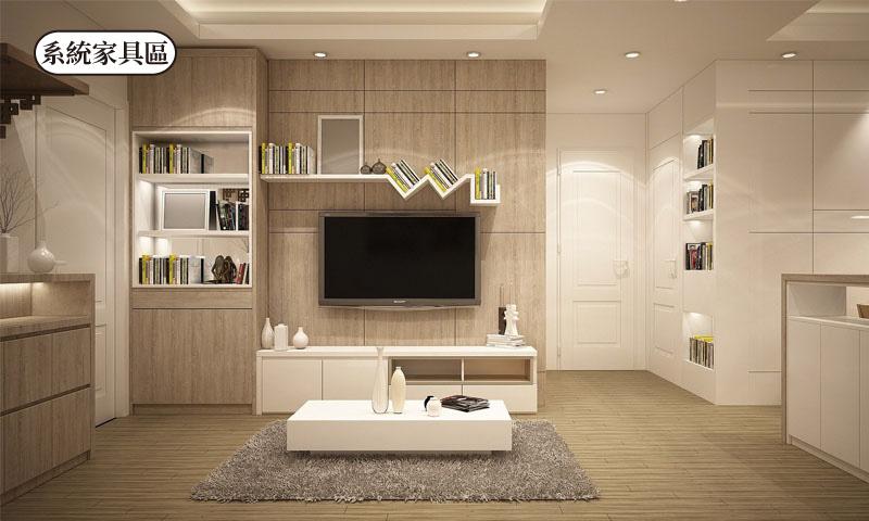 家具名床展覽-系統家具